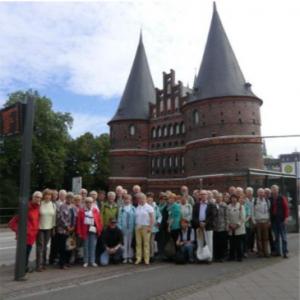 Mit dem Bürgerverein Hemmingen nach Lübeck